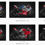 Get your Ducati Panigale V4 S from the Race of Champions 2