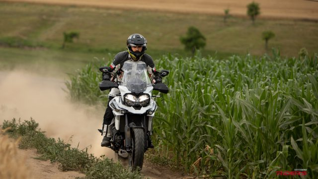 2018 Triumph Tiger 1200 Review 3