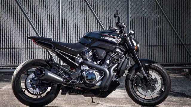 Harley-Davidson prepares the first modern bikes in decades 1