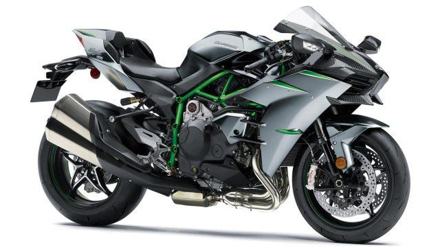 2019 Kawasaki Ninja H2 packs 231 HP 1