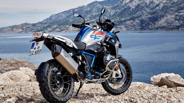 New BMW R1250GS details leaked. What's new for 2019 1