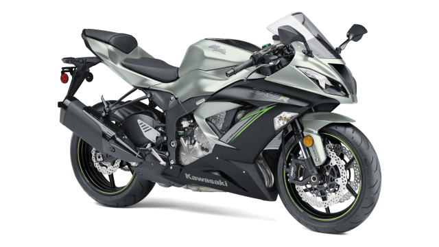 Kawasaki doesn't let go of the Ninja ZX-6R, has a new machine for 2019 8