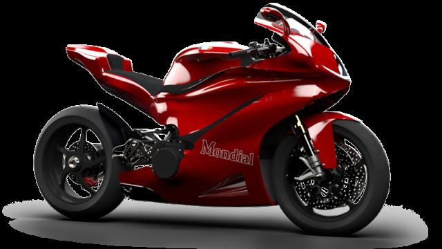 New V5 sport bikes announced by Mondial Moto 12