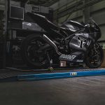 Here's the new Triumph 765 Moto2 Engine 6