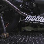Here's the new Triumph 765 Moto2 Engine 7