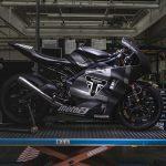Here's the new Triumph 765 Moto2 Engine 5