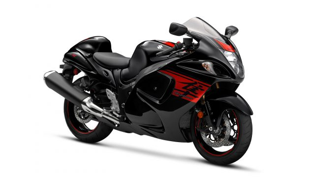 Does the new Hayabusa trademark application mean we're in for a new machine? 8