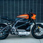 Harley-Davidson LiveWire official photos show a neat roadster 5