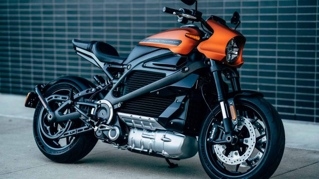 Harley-Davidson LiveWire official photos show a neat roadster 1