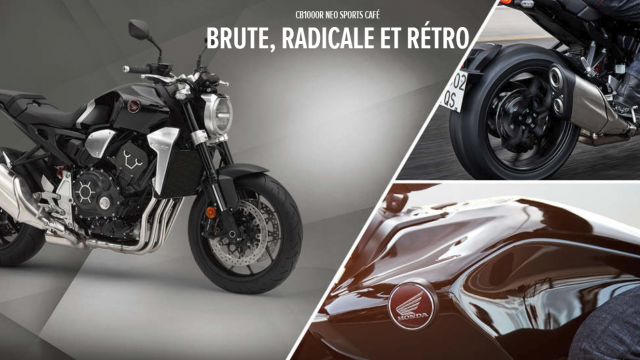 Honda's Neo Sports Café machines look sassy, middleweights expected to join the class 4