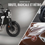 Honda's Neo Sports Café machines look sassy, middleweights expected to join the class 9