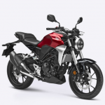 Honda's Neo Sports Café machines look sassy, middleweights expected to join the class 6