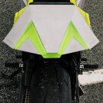 Yard Built Yamaha XSR700 Outrun is the perfect retro-SF custom bike 6