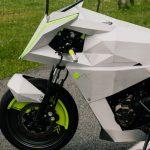 Yard Built Yamaha XSR700 Outrun is the perfect retro-SF custom bike 12