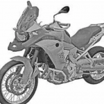 New BMW F850GS Adventure details leaked. What's new 3