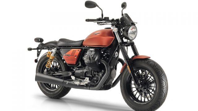 Moto Guzzi V9 Bobber Sport breaks cover 5