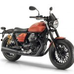 Moto Guzzi V9 Bobber Sport breaks cover 2