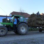 Riding behind a tall wind-screen - Transylvania's hidden villages 18