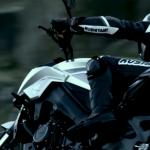 First images of the new Suzuki Katana 5
