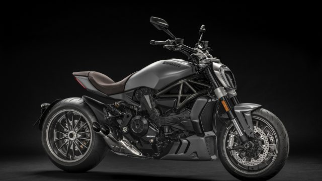 Ducati XDiavel gets a cool new color 1