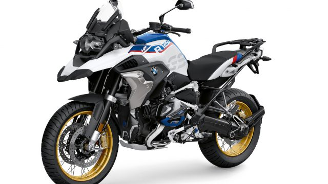 2019 BMW R1250GS Preview - What's new 1