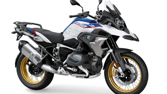 Meet the new BMW R1250GS & R1250RT: 136 HP and 143 Nm 3
