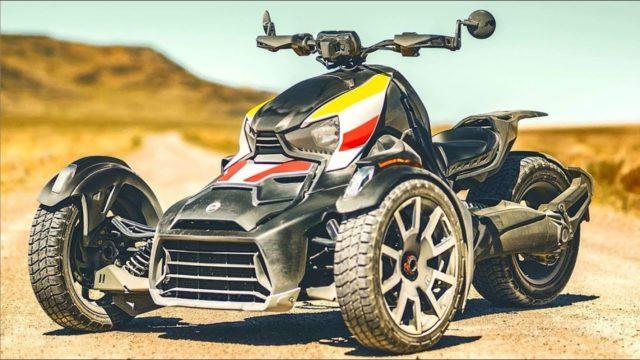 Can-Am Ryker, a trike under $10k we like a lot 5