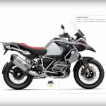 2019 BMW R1250GS Adventure to be unveiled at the EICMA 10