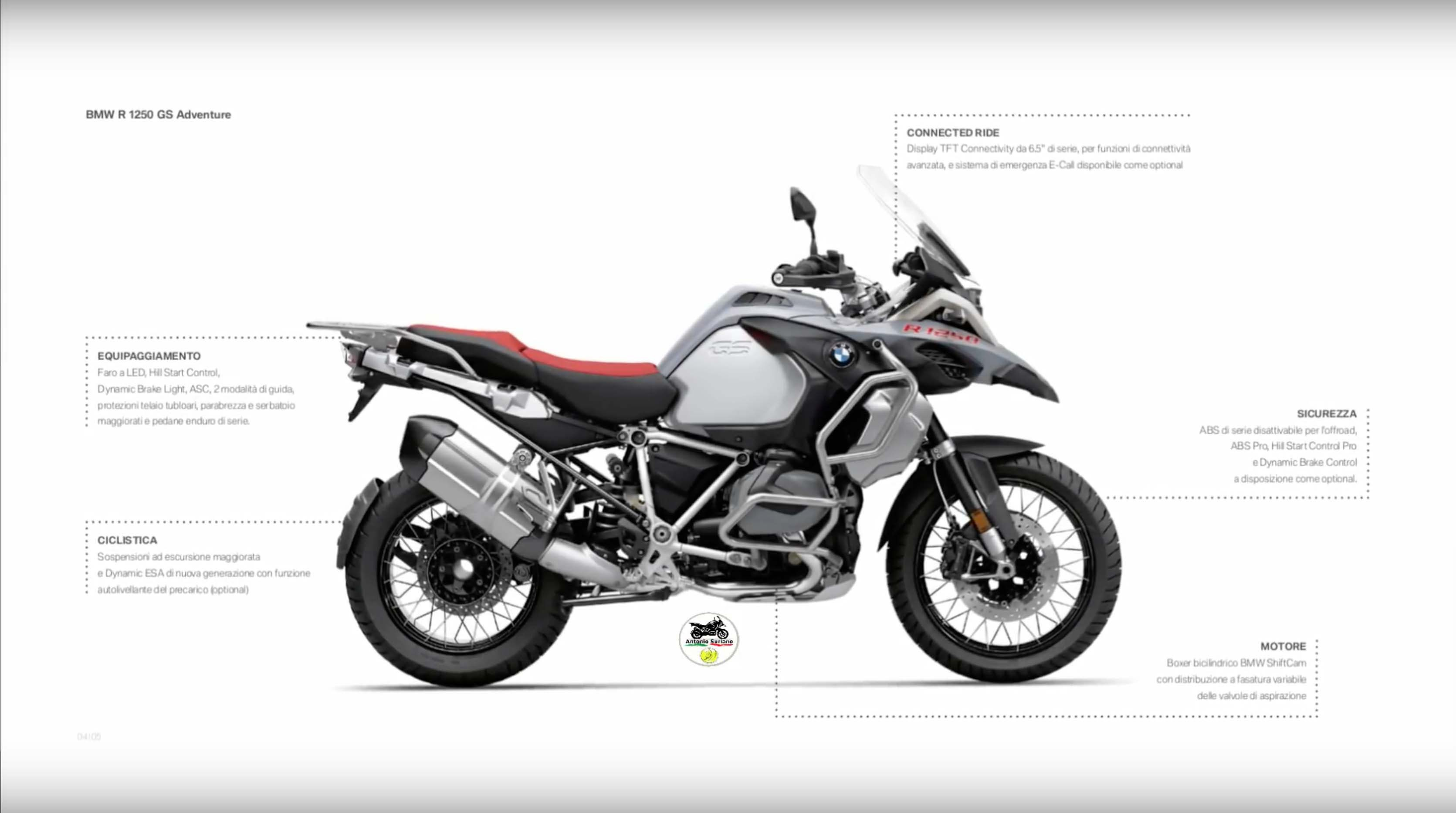 2019 BMW R1250GS Adventure leak 03