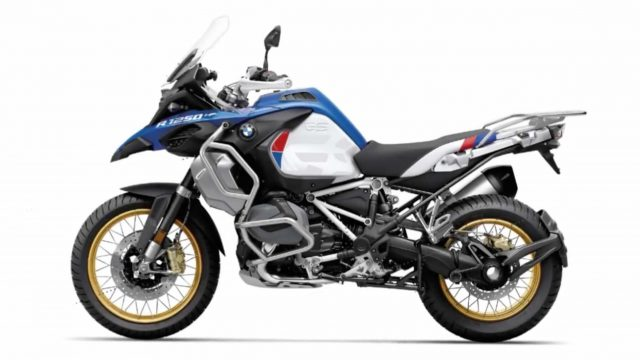2019 BMW R1250GS Adventure to be unveiled at the EICMA 1
