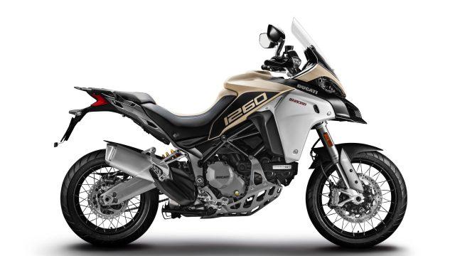 Meet the new Ducati Multistrada 1260 Enduro 1