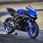 Yamaha unveils new YZF-R125 at Intermot 3