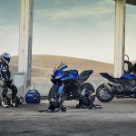 Yamaha unveils new YZF-R125 at Intermot 2