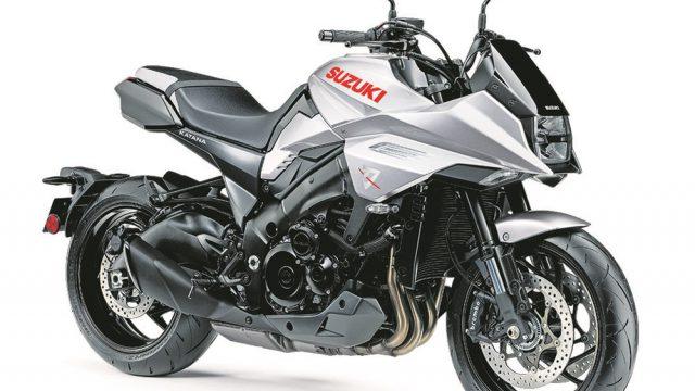 The new Suzuki Katana 2019 unveiled 1