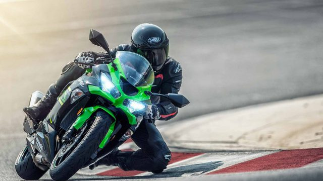 Kawasaki updates the ZX-6R for 2019 8