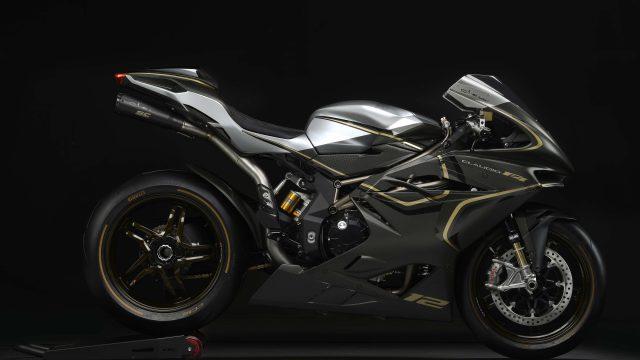 MV Agusta F4 Claudio - the ultimate F4 1