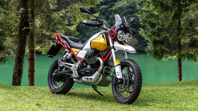 2019 Moto Guzzi V85 TT - A True Adventure Motorcycle? 2