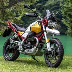 2019 Moto Guzzi V85 TT - A True Adventure Motorcycle? 2
