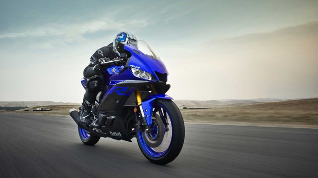 Yamaha YZF-R3 updated for 2019 1