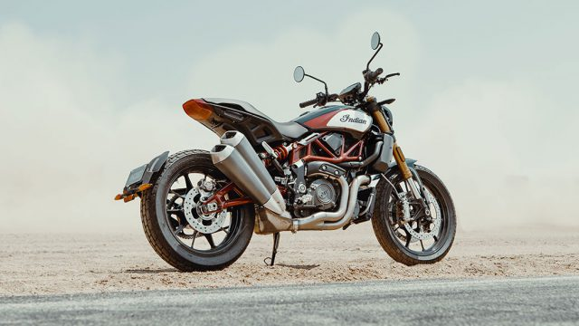 Indian FTR1200 2019 unveiled 10