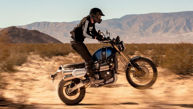 Meet the new Triumph Scrambler 1200. Is it The Real Deal? 1