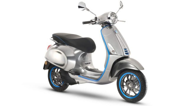 Vespa Elettrica Price Announced 2