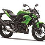 Kawasaki releases Ninja 125 and Z125 at Intermot 2