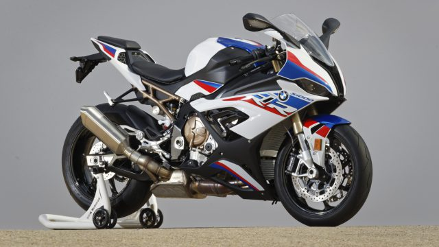 EICMA 2018: New BMW S1000RR makes its debut (Walkaround Video) 22