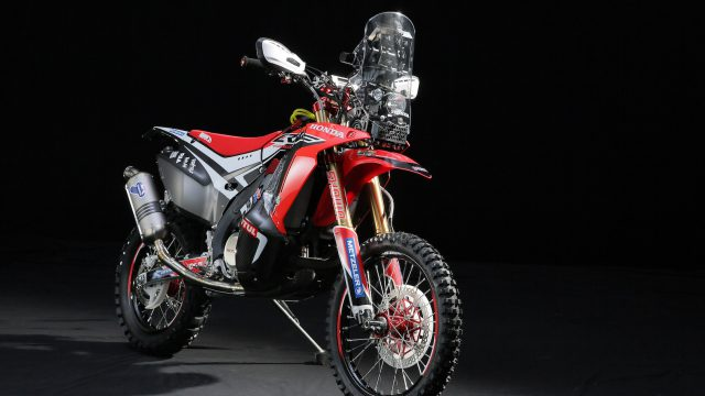 Honda CRF450L Rally Concept | Stunning Road-Legal Dakar Bike 1