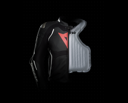 New Dainese D-AIR - The Ultimate AirBag System? 1