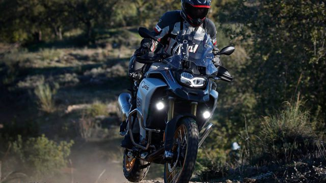2019 BMW F850GS Adventure Review 1