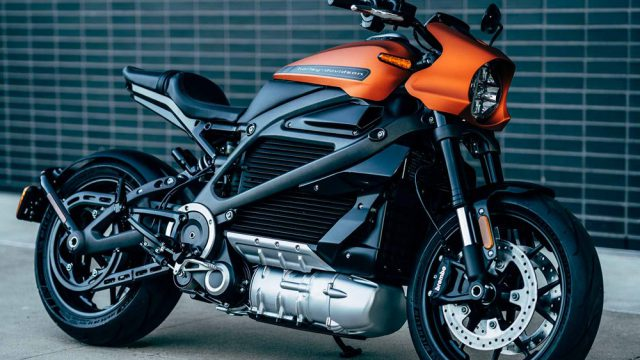 2019 Harley-Davidson LiveWire. Here's the Final Version 6