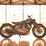 Royal Enfield Concept KX V-Twin - Stunning Design 2