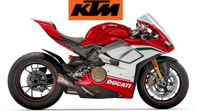 KTM is interested in buying Ducati 9